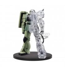 Figurine Gundam - Ms-06F Zaku II Half Clear Ver A 14cm