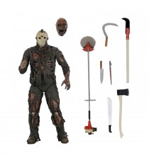 Figurine Friday 13th - Jason Voorhees New Blood Ultimate Part 7 18cm
