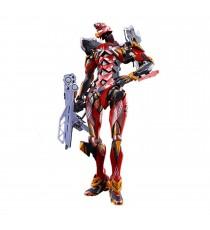 Figurine Evangelion - Eva-02 Production Model Metal Build 22cm