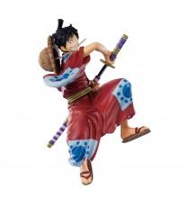 Figurine One Piece - Monkey D. Luffy Luffytaro Figuarts Zero 14cm