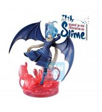 Figurine Moi quand je me reincarne en Slime - Ichibansho Demon Awakening Rimuru Wrath Of God 18cm