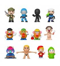 Figurine Hasbro Retro Toys Mystery Minis - 1 Boîte Au Hasard
