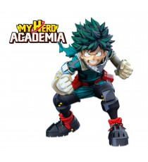 Figurine My Hero Academia - Izuku Midoriya Super Master Stars Piece Manga Dimensions 18cm