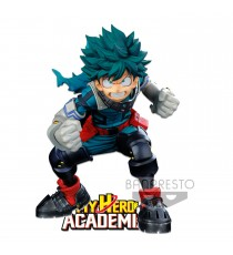 Figurine My Hero Academia - Izuku Midoriya Super Master Stars Piece 18cm