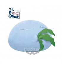 Peluche Moi quand je me reincarne en Slime - Rimuru Mania Super Big Plush Leaf 34cm