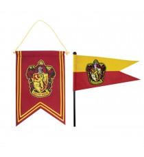 Bannière et Drapeau Harry Potter - Gryffondor