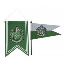 Bannière et Drapeau Harry Potter - Serpentard