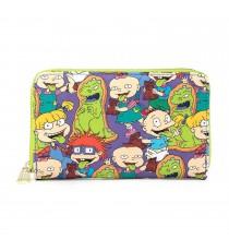 Portefeuille Nickelodeon - Les Razmokets