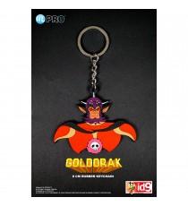 Porte Clé Goldorak - Grand Strateguerre Gomme 8cm