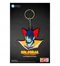 Porte Clé Goldorak - Horos Gomme 8cm