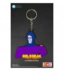 Porte Clé Goldorak - Minos Gomme 8cm