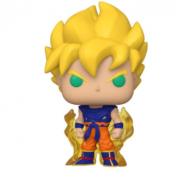 Figurine Dragon Ball - Super Saiyan Son Goku First Appearance Pop 10cm