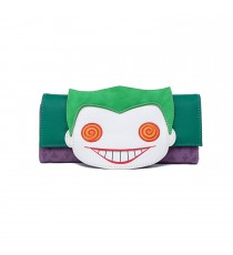 Portefeuille DC Comics - Harley & Joker Pop Design