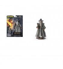 Figurine Le Seigneur des Anneaux - Gandalf Le Gris Bendyfigs 18 cm