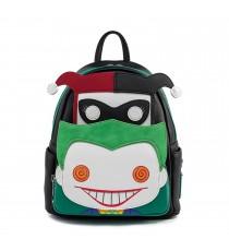 Mini Sac A Dos DC - Harley & Joker Pop Design