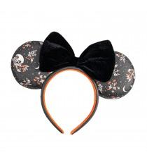 Serre Tête Disney - Minnie Halloween Vamp
