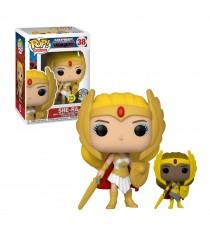 Figurine Master Of The Universe - Classic She-Ra Glow Pop 10cm