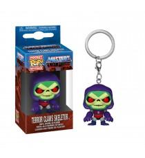 Porte Clé Master Of The Universe - Skeletor With Terror Claws Pocket Pop 4cm