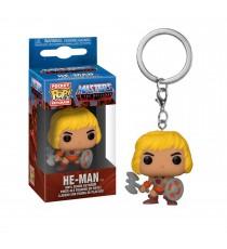 Porte Clé Master Of The Universe - He-Man Pocket Pop 4cm