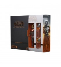 Figurine Star Wars Mandalorian - The Armorer Black Series 15cm