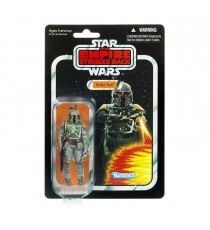 Figurine Star Wars - Boba Fett Vintage Europe 10cm