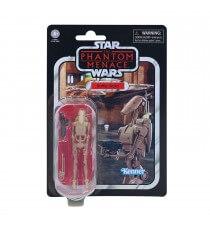 Figurine Star Wars - Battle Droid Vintage 10cm