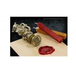 Replique Harry Potter - Tampon à Cacheter Gryffondor 10cm