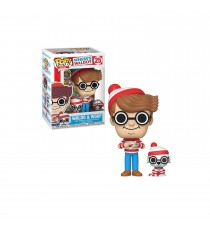 Figurine Où Est Charlie - Waldo & Woof Exclu Pop 10cm