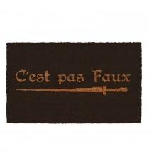 Paillasson Kaamelott - C'Est Pas Faux 60X40cm