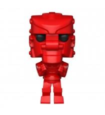 Figurine Mattel Retro Toys - Rockemsockem Robot Blue Pop 10cm