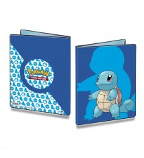 Pokémon - Portfolio A4 pour 180 Cartes Carapuce