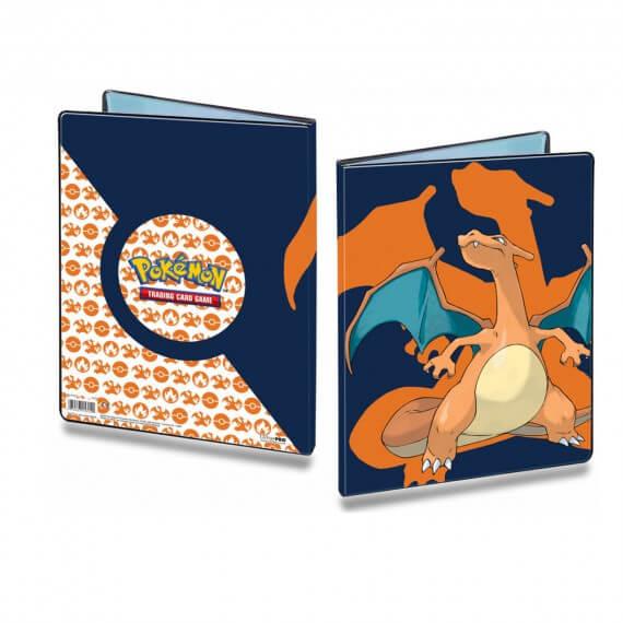 Pokémon - Portfolio A5 pour 80 Cartes Dracaufeu