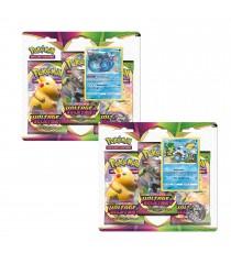 Pokemon - Pack 3 Boosters Epée et Bouclier Voltage Eclatant
