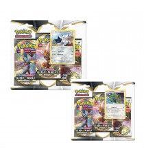 Pokemon - Pack 3 Boosters Epée et Bouclier Clash Rebelles