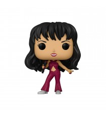 Figurine Rocks - Selena Burgundy Outfit Pop 10cm