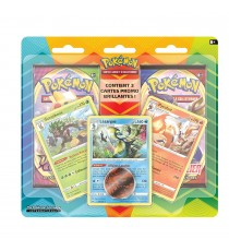 Pokemon - Pack 2 Boosters Janvier 2021
