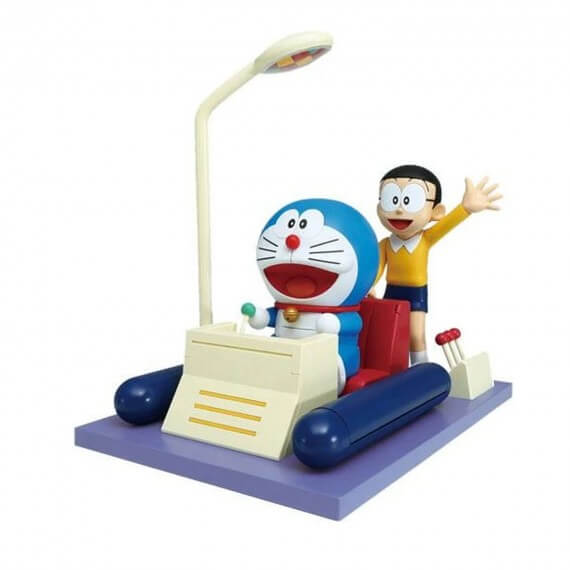 Maquette Doraemon - Time Machine Secret Gadget 13cm