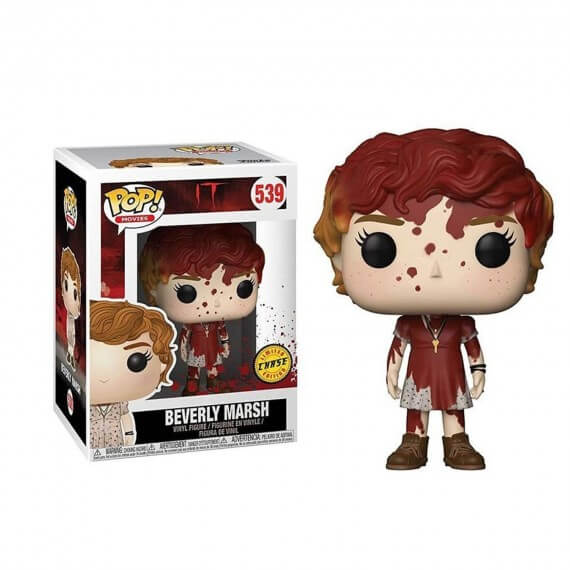 Figurine It Movie 2017 - Beverly Marsh Chase Pop 10cm