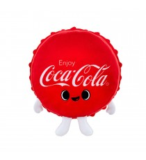 Peluche Icons Coca Cola - Bottle Cap 18cm