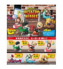 Set de 6 Figurines My Hero Academia Desktop Heroes