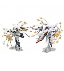 Maquette Gundam - Xi Gundam Vs Penelope Funnel Missile Effect Set Gunpla HG 1/144 13cm