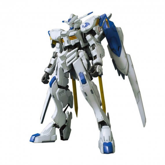 Maquette Gundam - 04 Bael Full Mechanics Gunpla 1/100 18cm