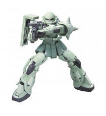 Maquette Gundam - 04 MS-06F Zaku II Gunpla RG 1/144 13cm