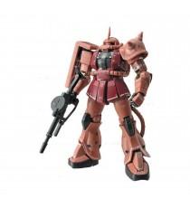 Maquette Gundam - 02 MS-06S Zaku II Gunpla RG 1/144 13cm