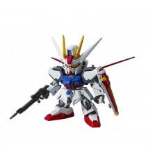Maquette Gundam - 002 Aile Strike Gundam Gunpla SD EX STD 8cm