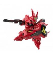 Maquette Gundam - 017 Sazabi Gunpla SD EX STD 8cm