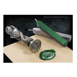 Replique Harry Potter - Tampon à Cacheter Serpentard 10cm
