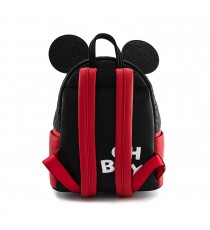Mini Sac A Dos Disney - Mickey Mouse Quilted Oh Boy