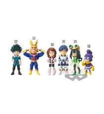 Figurine My Hero Academia WCF Vol1 - 1 Boite Modèle aléatoire
