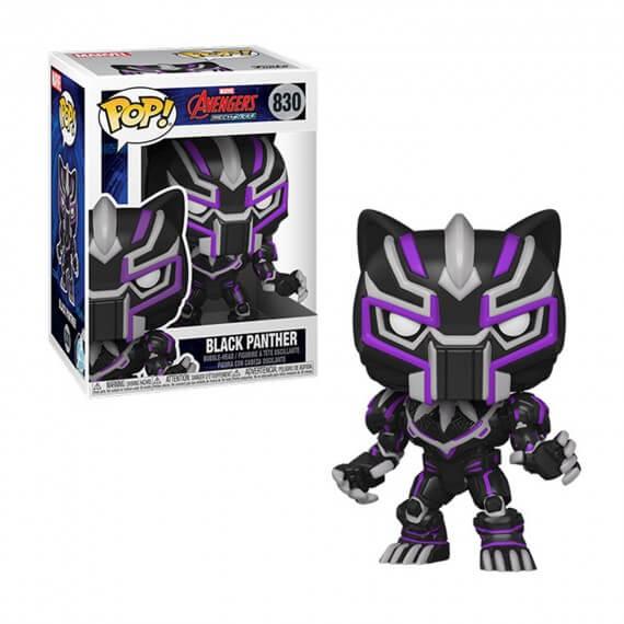 Figurine Marvel - Mech Black Panther Pop 10cm